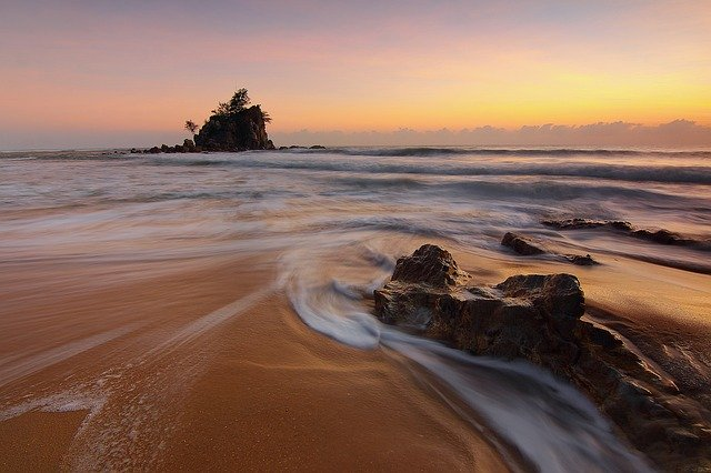 Siblu, mer, plage, mobil-home, vacances